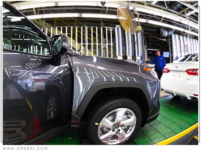 丰田全新RAV4插混版正式投产年内即将开售-图5