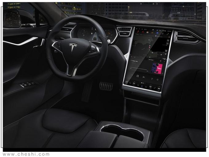 特斯拉全新Model S渲染图造型更加运动前卫-图5