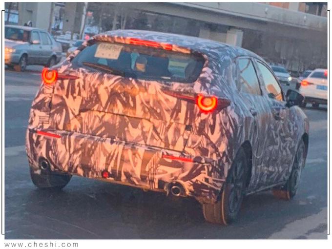 马自达全新国产SUV谍照 比CX-3更大/最快4月发布-图2