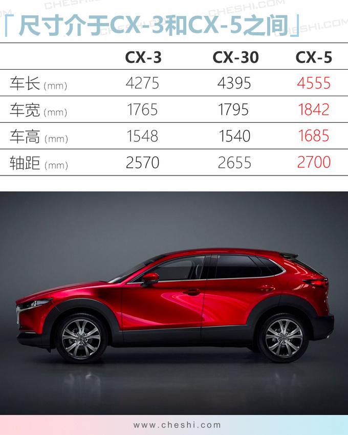马自达全新国产SUV谍照 比CX-3更大/最快4月发布-图4