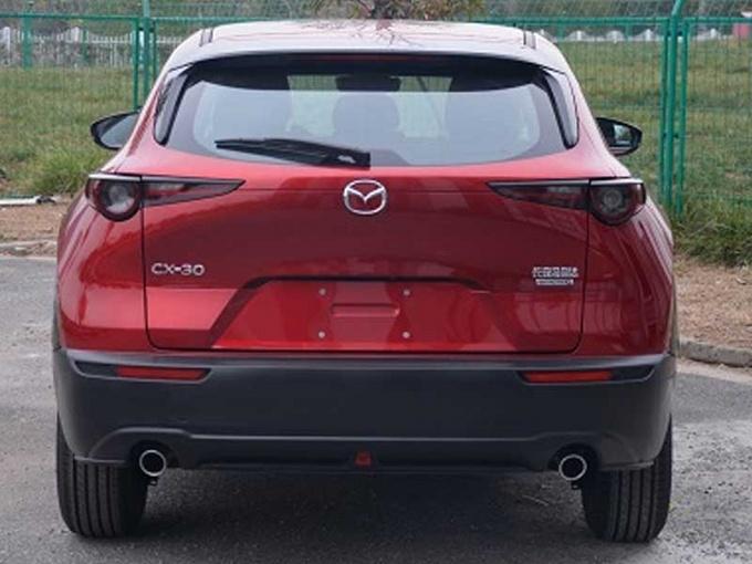 马自达全新跨界SUV CX-30即将国产 替代CX-3-图2
