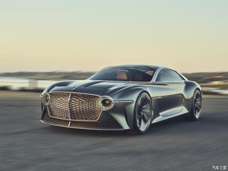 宾利 EXP 100 GT 2019款 Concept
