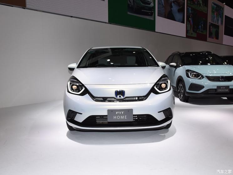 全新一代本田飞度 有望于4月北京车展亮相