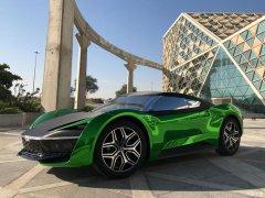 2020年日内瓦车展纯电动跑车——