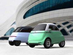 比初代车更具科技感 第二代Micro