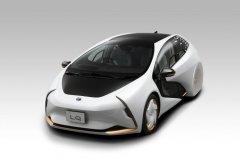 丰田LQ创新汽车门板 新型聚氨酯