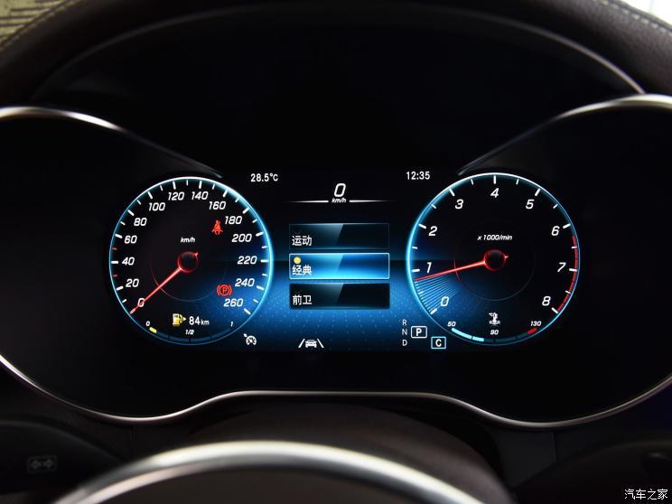 北京奔驰 奔驰GLC 2020款 GLC 300 L 4MATIC 豪华型