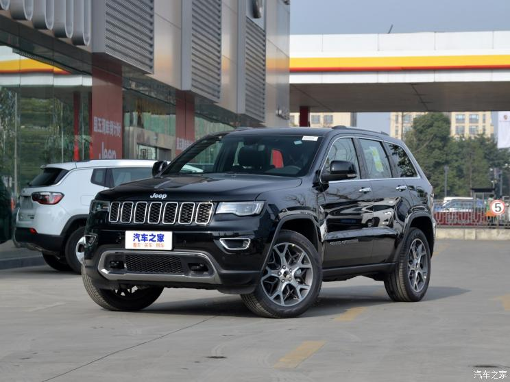 Jeep(进口) 大切诺基(进口) 2020款 3.6L 精英导航版