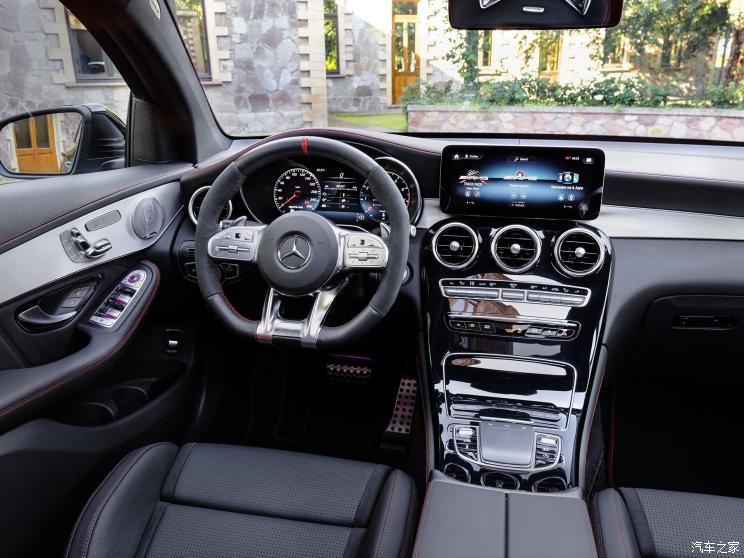 梅赛德斯-AMG 奔驰GLC AMG 2020款 AMG GLC 43 4MATIC 轿跑SUV