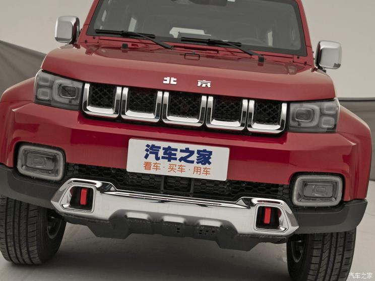 北京越野 北京BJ40 2020款 2.0T 自动四驱城市猎人版