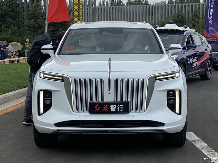 一汽红旗 红旗E-HS9 2020款 基本型