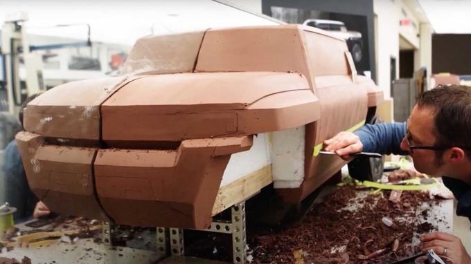 悍马EV皮卡最新消息计划2021年底上市-图2