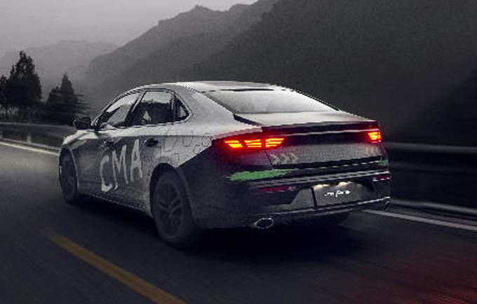 吉利高端轿车动力曝光 搭2.0T引擎/下半年将发布-图2