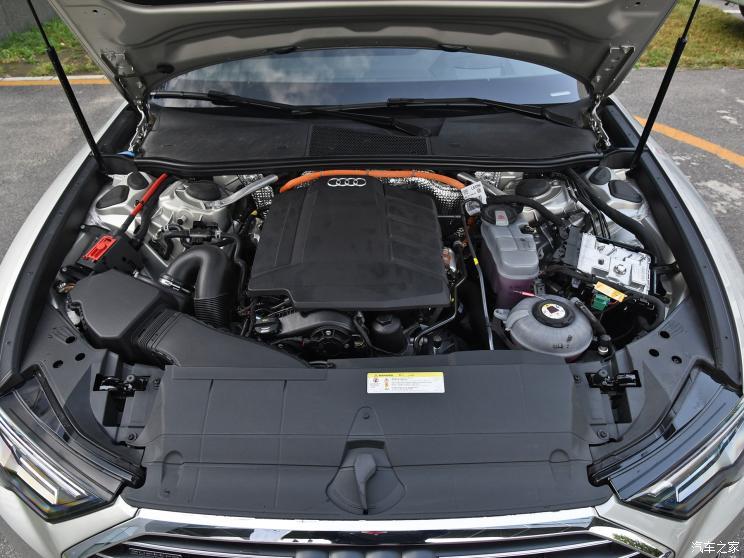 一汽-大众奥迪 奥迪A6L新能源 2020款 55 TFSI e quattro