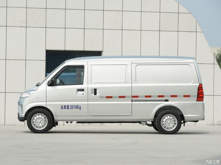 北京汽车制造厂 北汽小河马 2020款 纯电厢式物流车电池不加热版