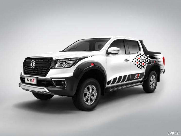 郑州日产锐骐6都市版上市 新车推出三款车
