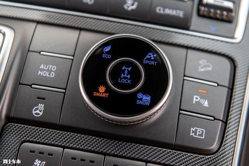 现代新款胜达动力曝光年底即将开售/搭2.5T引擎-图67