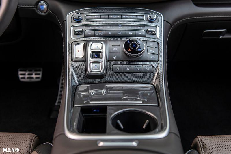现代新款胜达动力曝光年底即将开售/搭2.5T引擎-图65