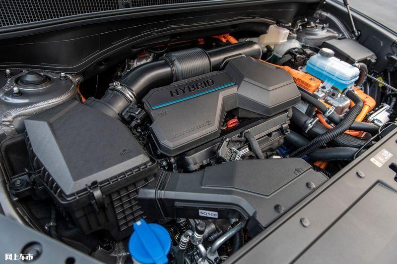 现代新款胜达动力曝光年底即将开售/搭2.5T引擎-图49