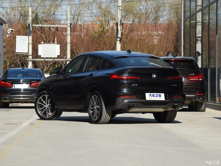宝马(进口) 宝马X4 2020款 xDrive25i 黑骑士限量版