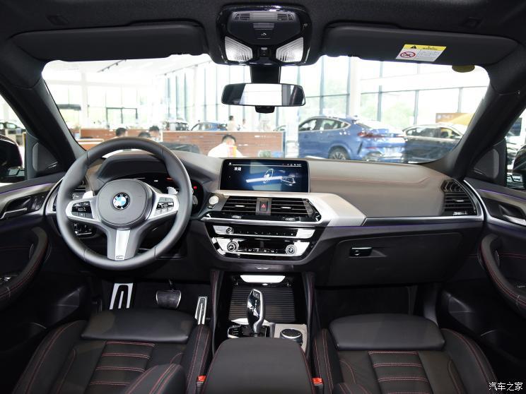 宝马(进口) 宝马X4 2020款 xDrive30i M运动套装
