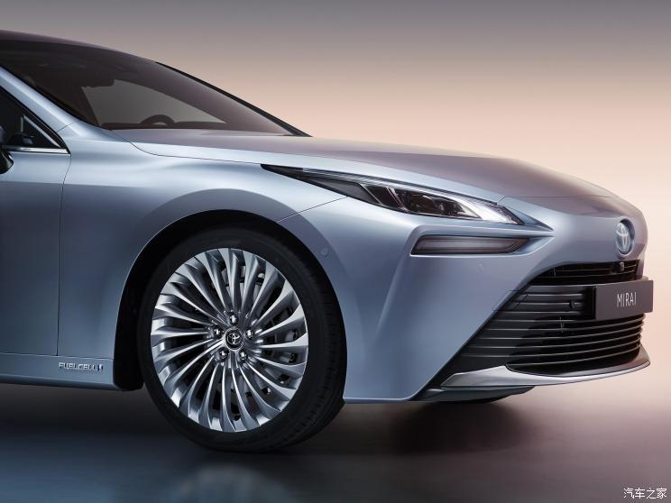丰田(进口) Mirai 2020款 Preview Model