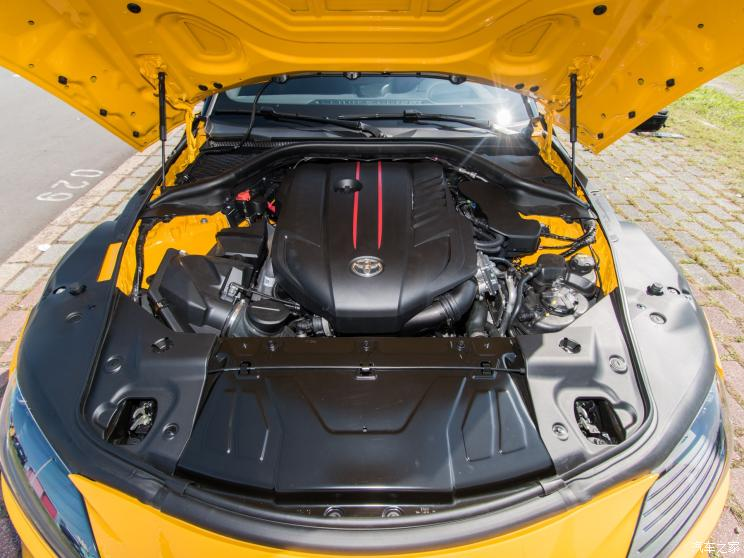 丰田(进口) Supra 2020款 GR Supra 3.0T Premium