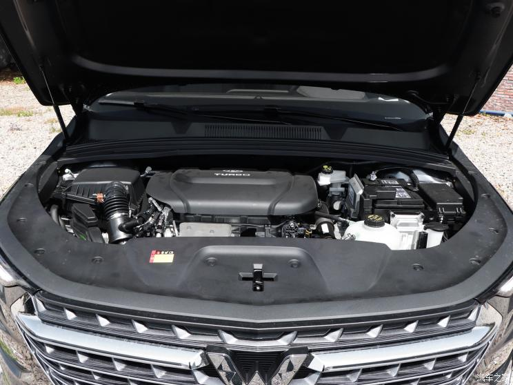 上汽通用五菱 五菱凯捷 2020款 1.5T 自动尊贵型