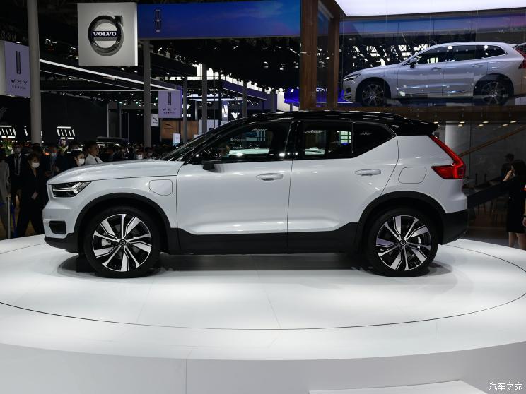 沃尔沃亚太 沃尔沃XC40新能源 2021款 P8 AWD