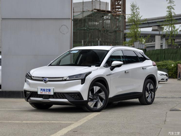 广汽新能源 Aion LX(埃安LX) 2019款 80D
